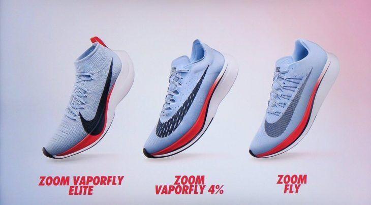 buy online ca734 90557 Nike Zoom Vaporfly, el arma de Nike para derribar la barrera de las 2 horas  en maratón