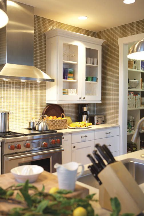 Best Simple White Contemporary Kitchen Cabinetry By Wellborn 400 x 300
