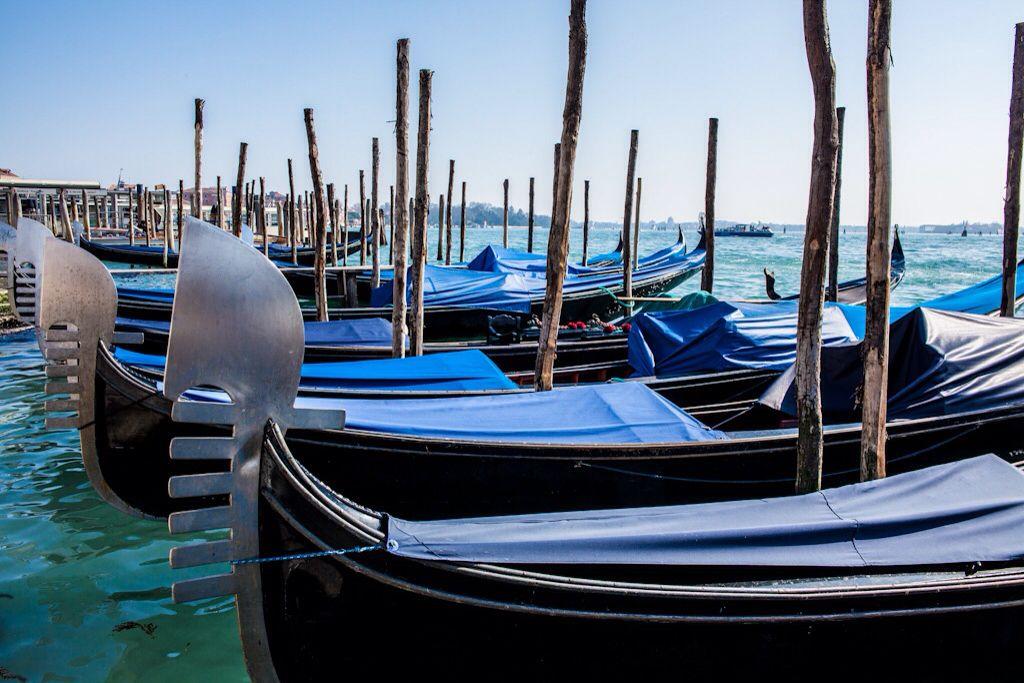 Gondola @ Venice Italy  photography Mike Godlieb