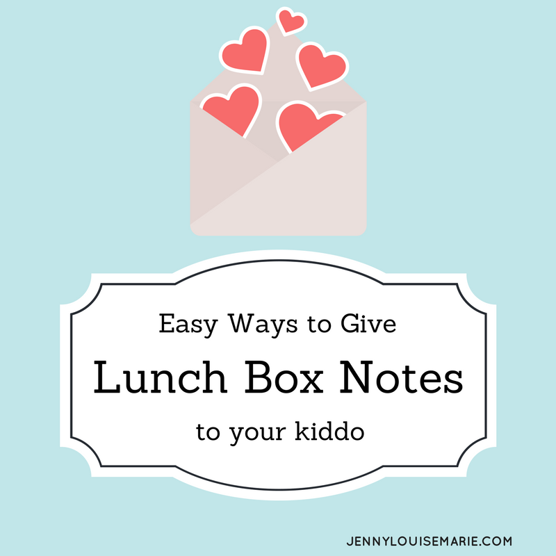 Lunchbox Notes ~ More Than Just A Note