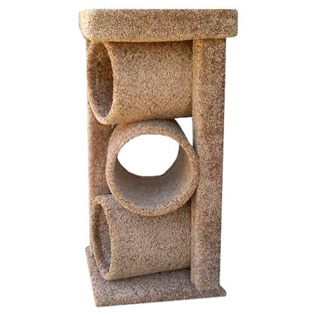 you should see this 44 triple cat tunnel in beige on deals modern design