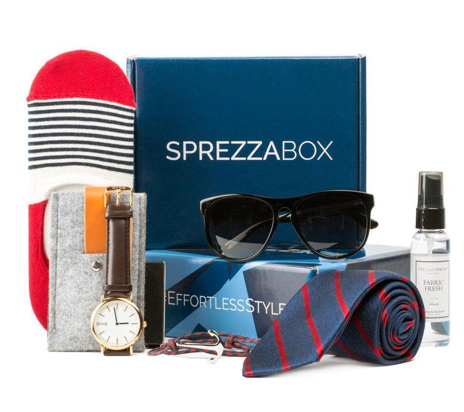 Unique Subscription Box for Men:  SprezzaBox |  #accessories #men #men's #menswear #sprezzabox #subscriptionbox | subscription box for men