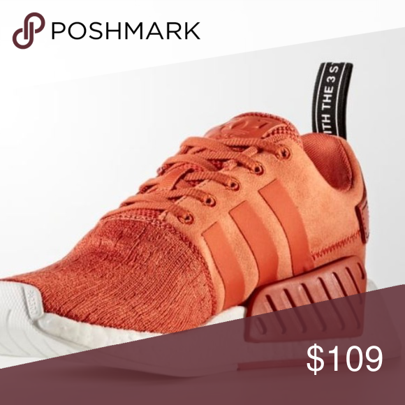 504c42afa0ca0 Adidas NMD R2 Running Shoes Red NWT NMD R2 SHOES NWT INNOVATIVE DESIGN ON  THE CUTTING EDGE.