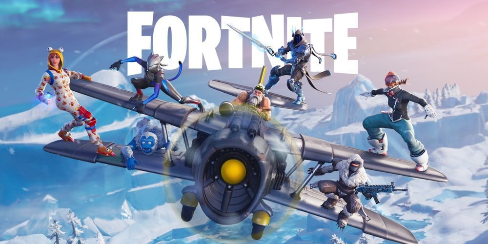 Fortnite Account With 25 50 Skins Pc Console Mobile Epic Games