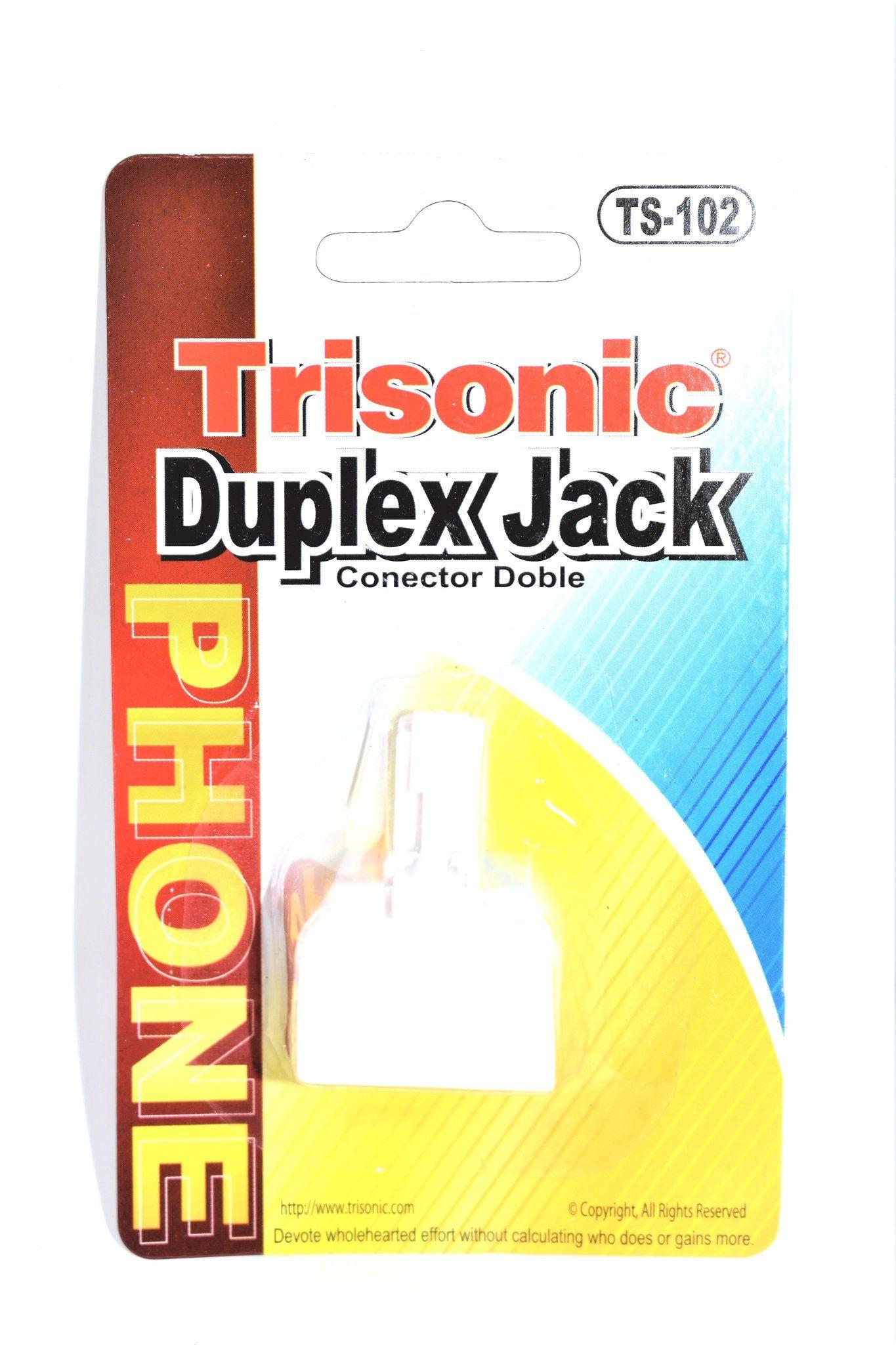 Duplex Phone Jack Phone Digital Tv Caller Id