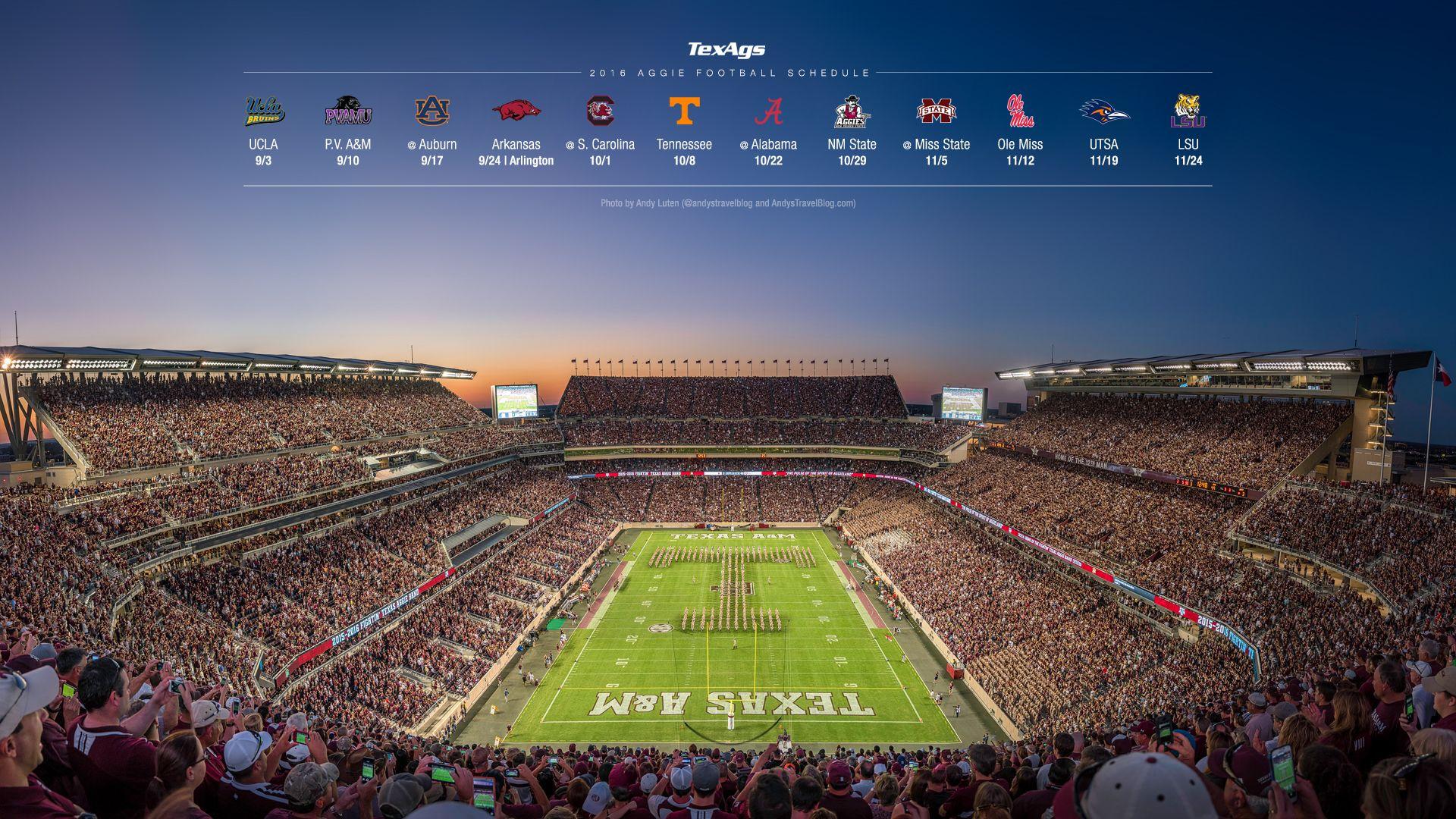 2016 Texas A M Football Wallpapers A M Football Football Wallpaper Texas A M Football