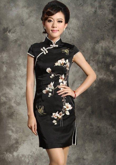 Mandarin Dress From China