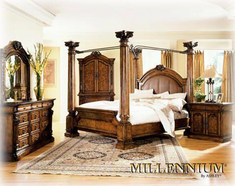 Bedroom Furniture Casa Mollino Bed On A Grand