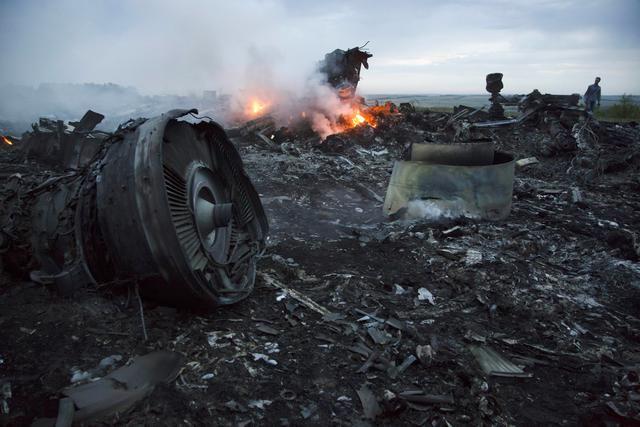 """""""МХ17 је оборио војни авион"""""""