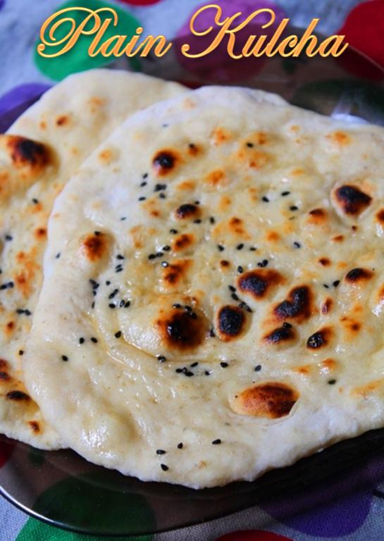 Kulcha recipe plain kulcha recipe recipe collection recipes and yummy tummy kulcha recipe plain kulcha recipe indian breadsindian foodsindian forumfinder Choice Image