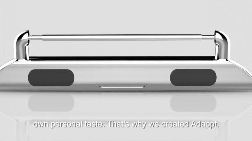 Adappt, si opinas que las correas del Apple Watch tienen un precio excesivo - http://www.soydemac.com/adappt-si-opinas-que-las-correas-del-apple-watch-tienen-un-precio-excesivo/