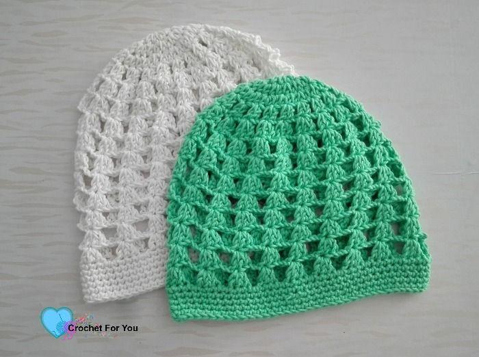 Easy Peasy Slouch Beanie Free Crochet Pattern | Crochet | Pinterest ...