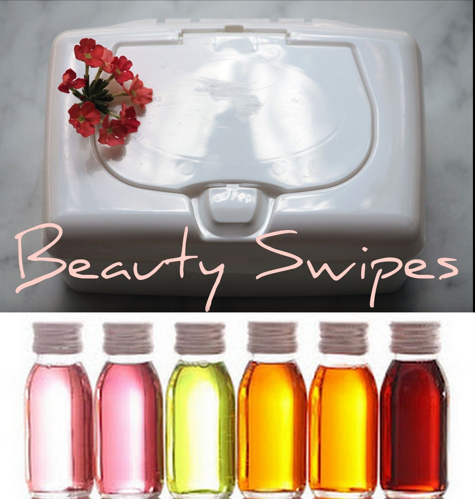 Beauty Swipes ~ Make your own!  Cleanse Beautifully in One {Pure} Step.