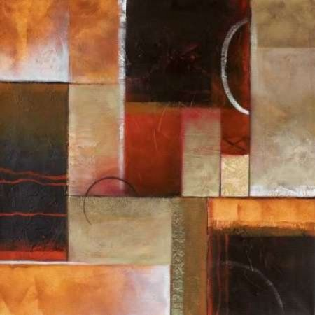 Grande Harmony I Canvas Art - Michael Brey (24 x 24)