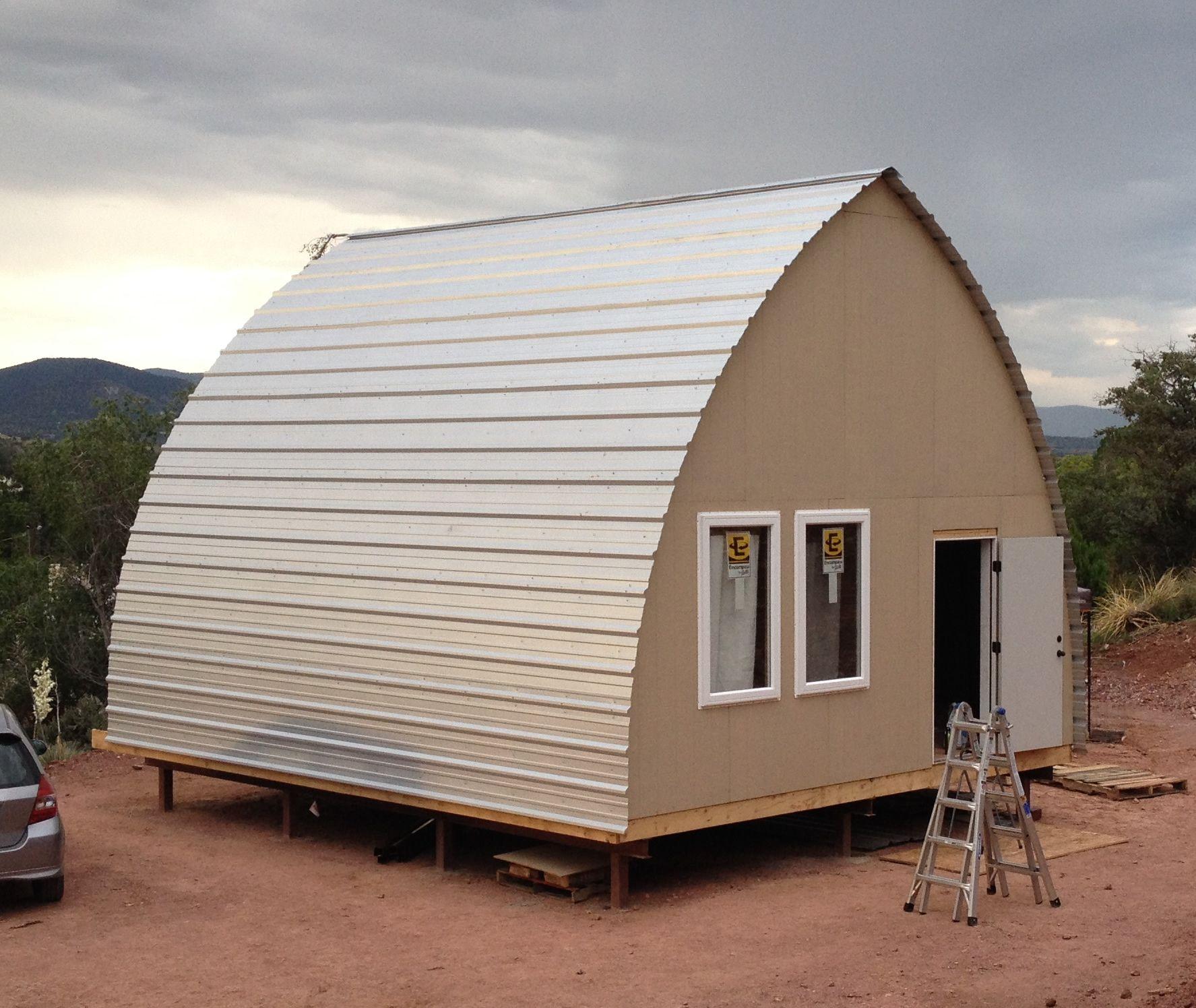 Pin de susana patricia en refugios prefabricados casas - Casas modulares moviles ...