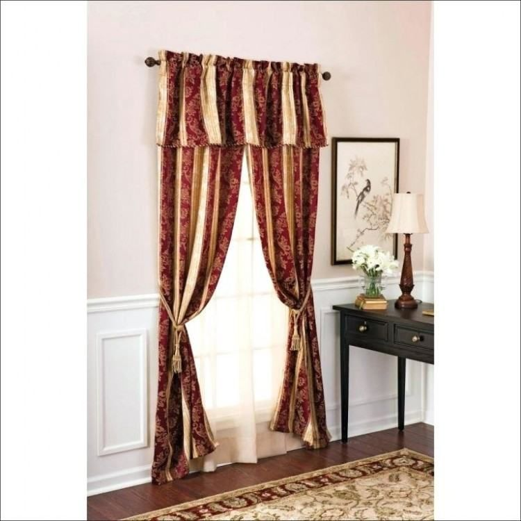 Outdoor Shower Curtain Rod Window Treatments Better Homes