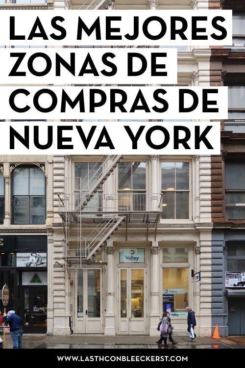 Dónde ir de compras en Nueva York, las mejores zonas (y menos turísticas)