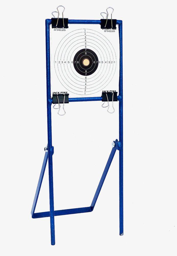 Shooting Target Stand Designs : Airgun rifle airsoft bb pellet pistol target holder