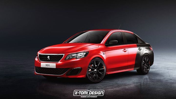 Peugeot Sport 301 Gti By X Tomi Design Http Ift Tt 1hqjd81 Peugeot Bmw Car Tomi