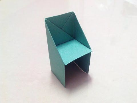 Geschenk zum einzug stuhl aus geld falten youtube for Stuhl design kunstunterricht