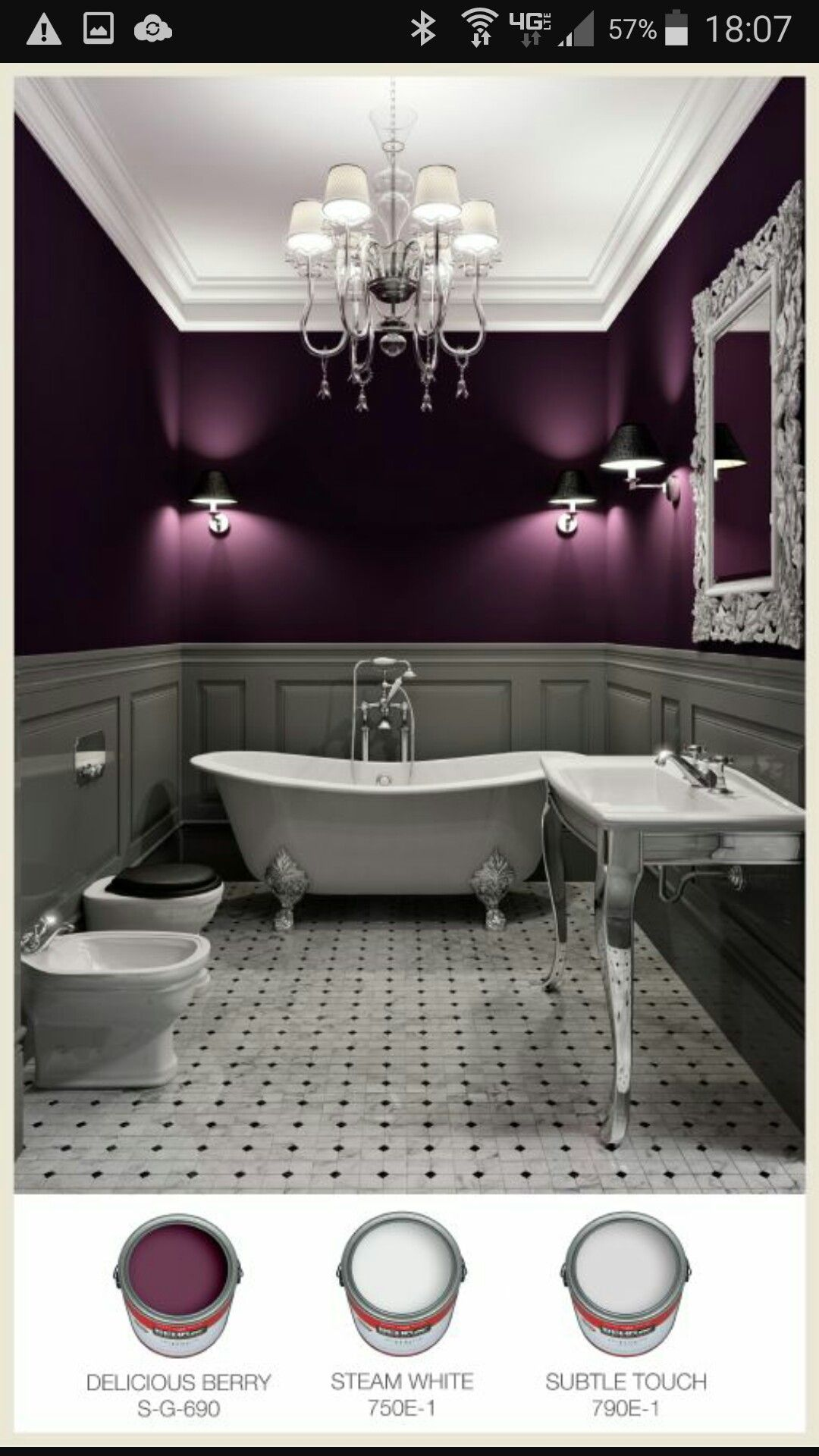 Pin by Cadie Frick on Bathroom ideas in Bathroom House color