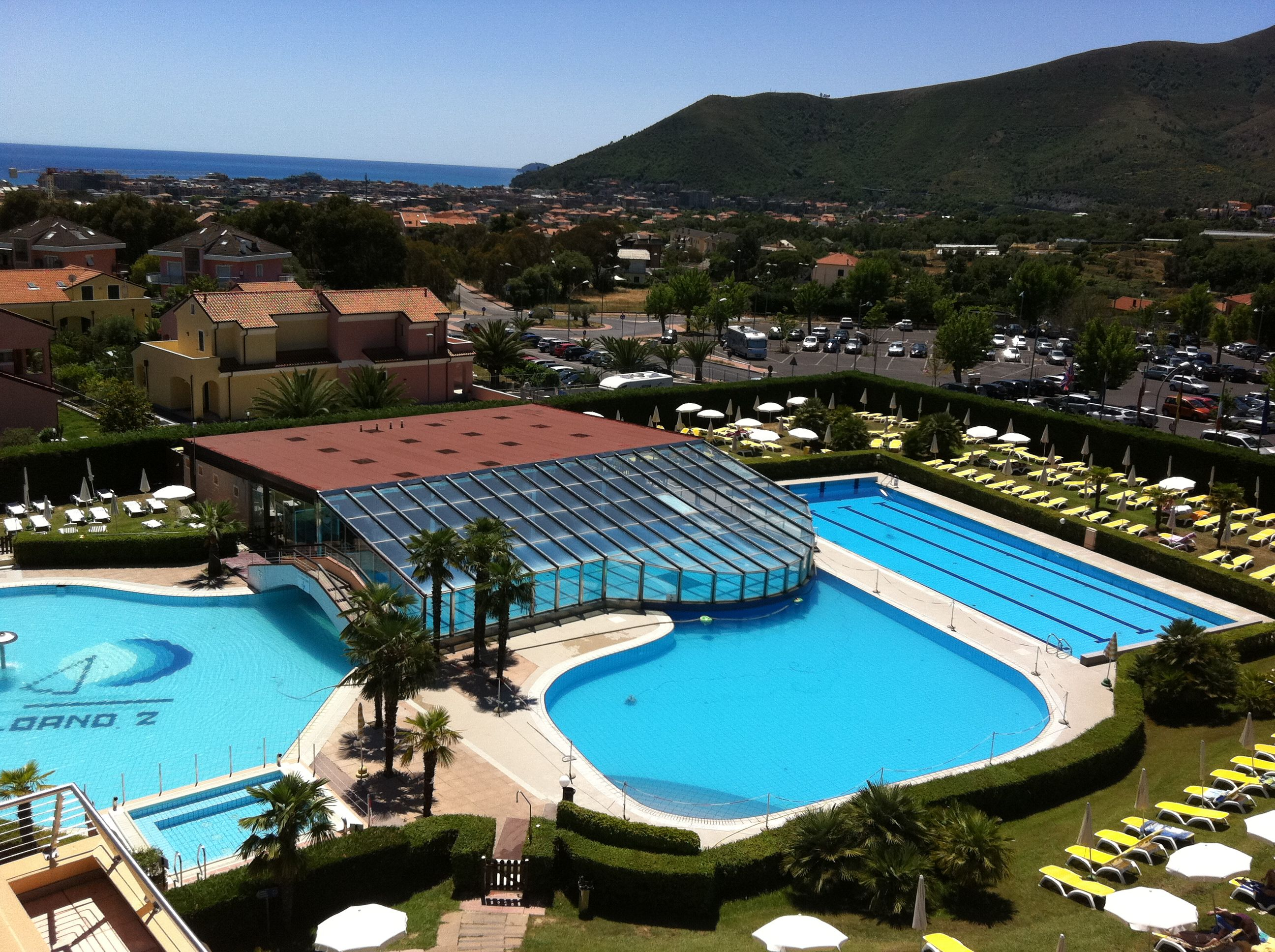 Amazing Pools Loano2village Vacanza Struttura