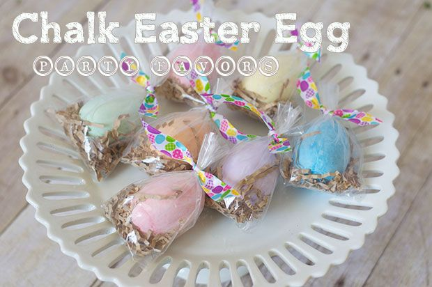 Fun chalk easter egg party favors easter favors and easter party chalk easter egg party favors negle Image collections