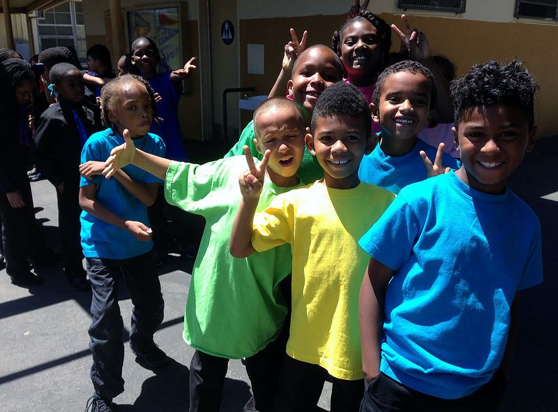 Baldwin Hills Magnet School Motown Revue