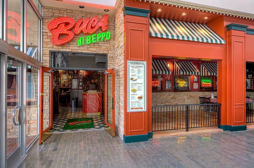 Bucadibeppo Augusta Ga Italian Restaurant Food Eat