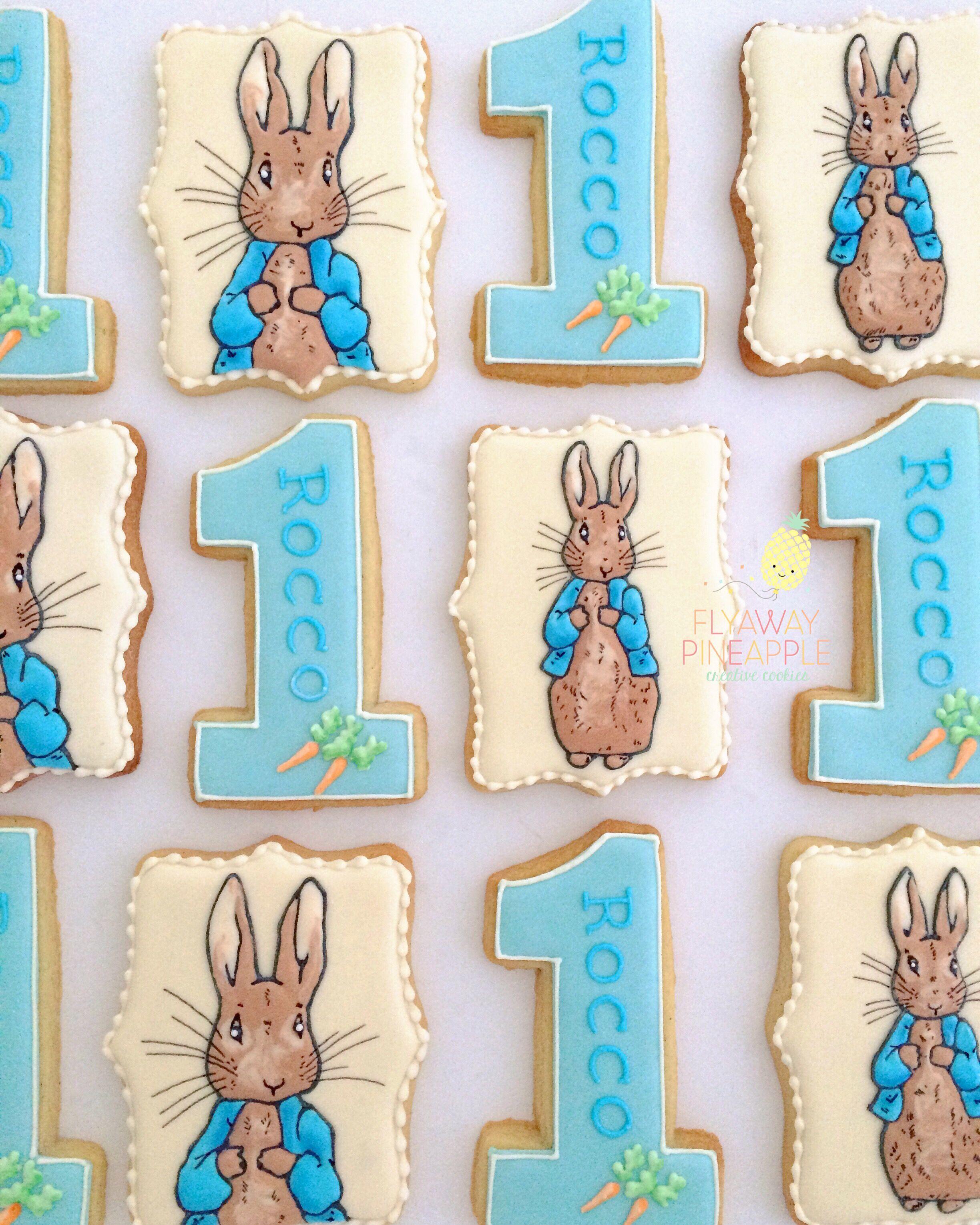 Beatrix Potter-Peter Rabbit Cupcake Kit 24 cas//24 Toppers-Pâques//Anniversaire