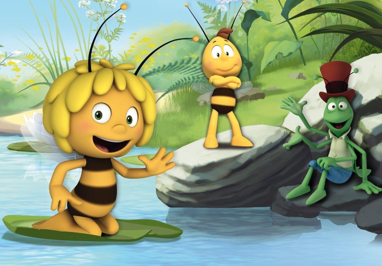 забавные коротколапые смотреть картинки про пчелку майю пытайтесь