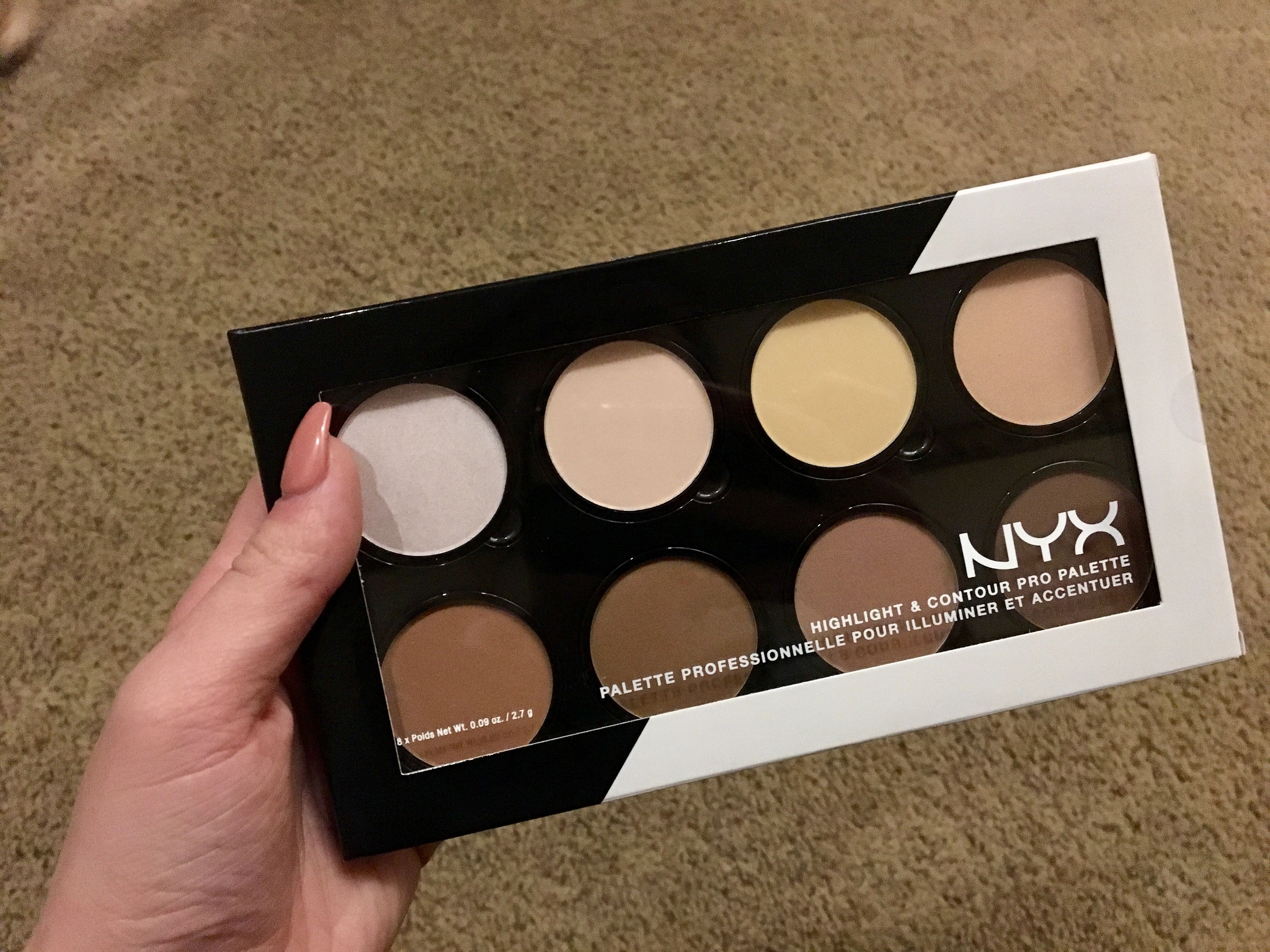 Best Drugstore Contour Pallete Nyx Drugstore Highlighter Makeup Nyx Cosmetics Makeup Dupes