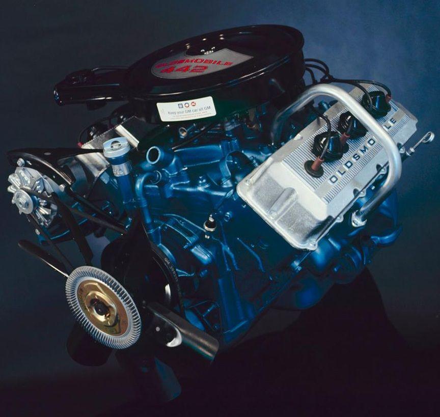 Enginedynamicsinc Yes It S An Oldsmobile Hemi Early 60 S