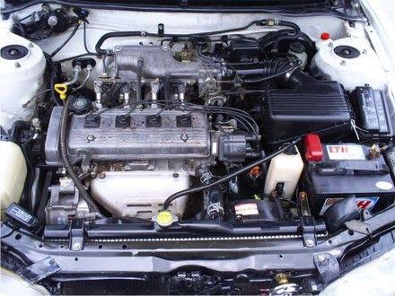 1996 Geo Prizm Used Engine Description 1.6L (VIN 6, 8th