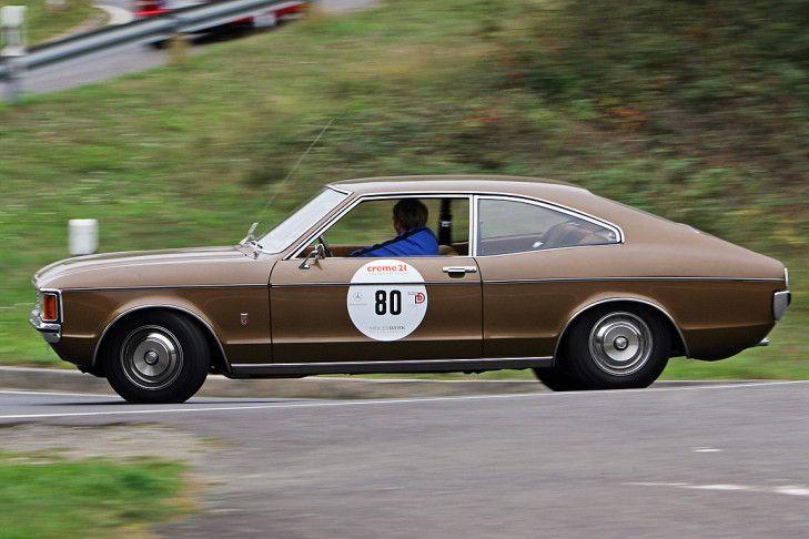 Ford Granada Fastback