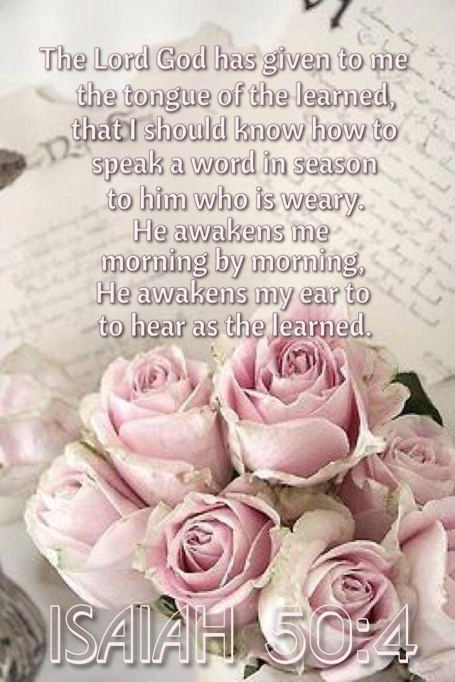 Isaiah 504 prayers pinterest bible scriptures and verses isaiah 504 spiritual prayersspiritual quotesspiritual giftsbiblical quotes scripture negle Image collections