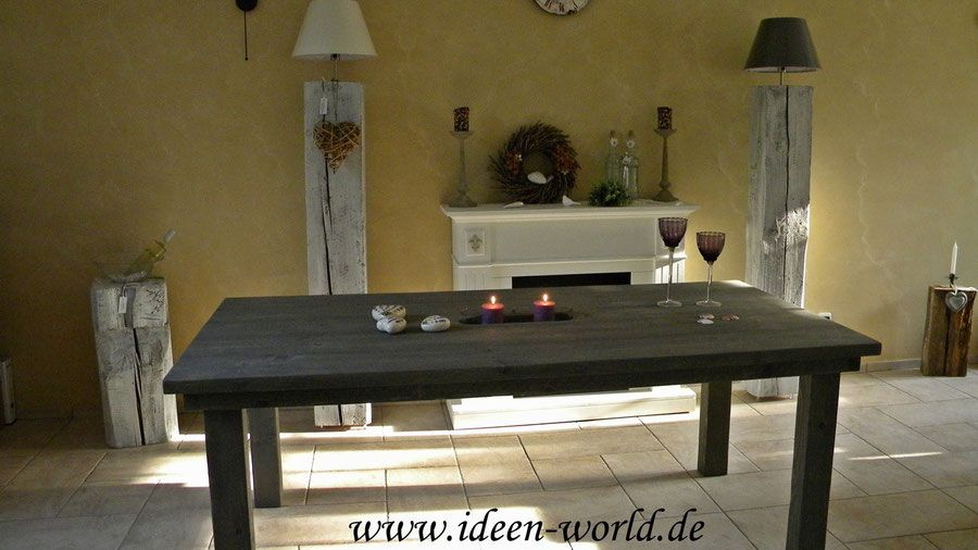 Best Holz Deko Tische Lounge M bel