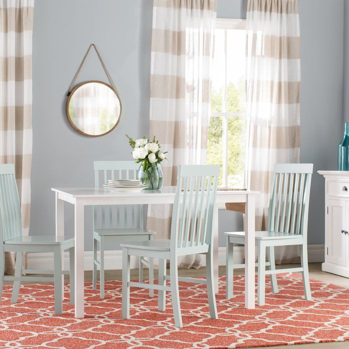 35 Luxury Dining Room Design Ideas: Endicott 5 Piece Dining Set (With Images)