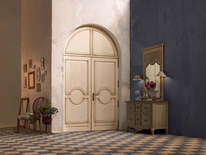 porte d 39 entr e bois bel 39 m mod le castellane les portes d 39 entr e bois pinterest. Black Bedroom Furniture Sets. Home Design Ideas