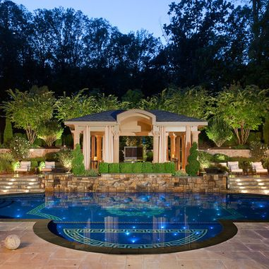 Step Down Pool Design Ideas, Pictures, Remodel, and Decor - page 4