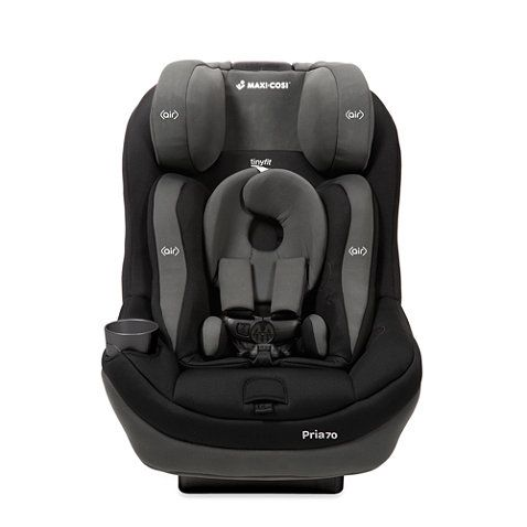Maxi-Cosi® Pria™ 70 Convertible Car Seat with Tiny Fit in Black ...