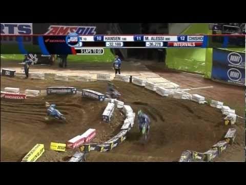 SX US - Oakland 2012 - 450 Final - 2/2