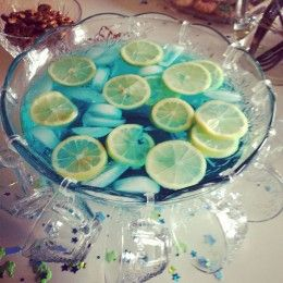 Boy Baby Showers · Blue U0026 Lemons Punch Blue Kool Aid With 7up And Lemons  Makes Up This Awesome