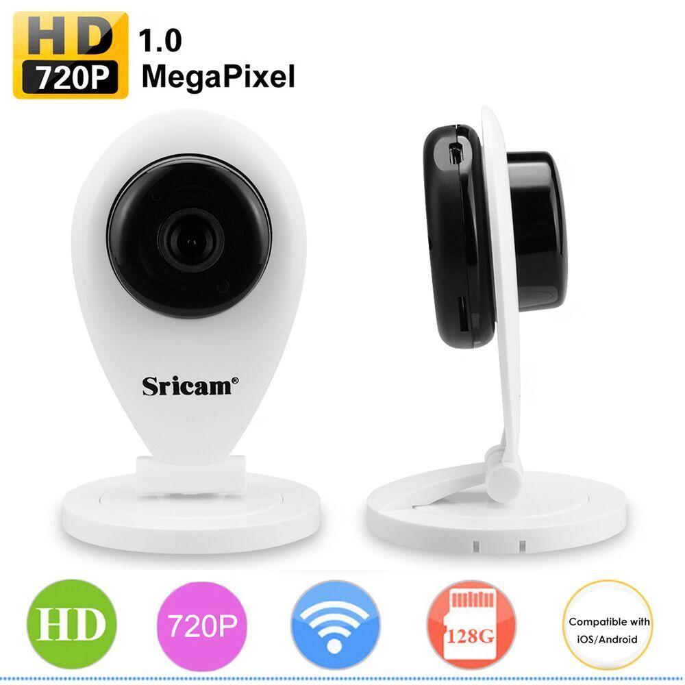 Sricam HD 1080P Wireless Wifi Security IP Camera Home Network Night Vision CCTV