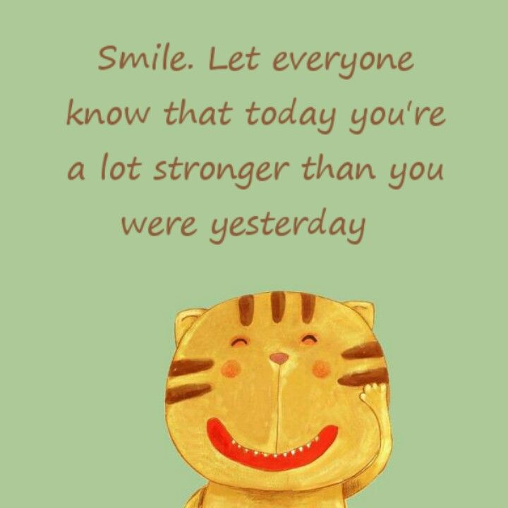 Pin By The Schulhof Center On Great Quotes Smile Quotes Just Smile Great Quotes