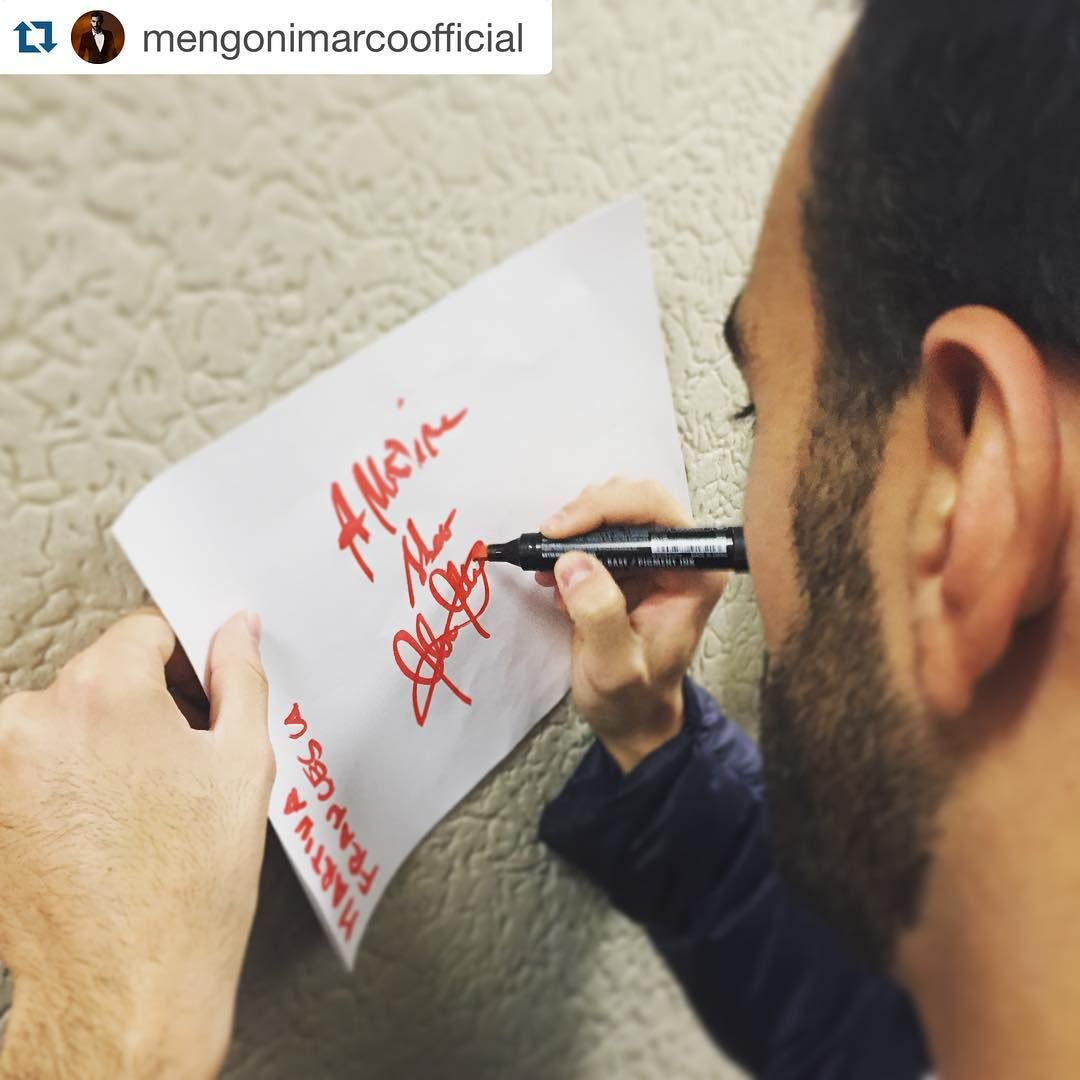 @mengonimarcoofficial fra poco a #chefuoritempochefa