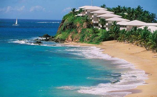 Curtain Bluff Antigua Caribbean Honeymoon Island Travel Antigua