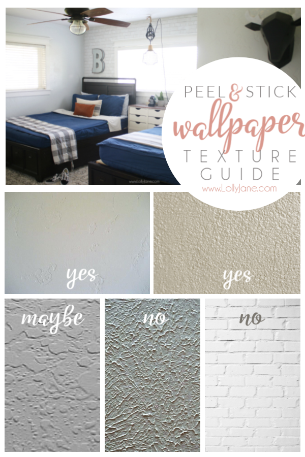 Peel And Stick Brick Wallpaper Lolly Jane Textured Wallpaper