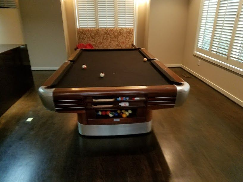 Game Table Pool Table Pool table, Disassembly, Pool