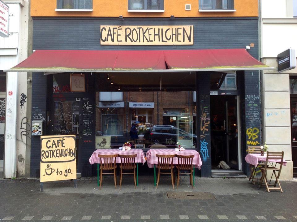 Cafe Leuchte Köln : caf rotkehlchen from the outside rotkehlchen k ln ~ Watch28wear.com Haus und Dekorationen